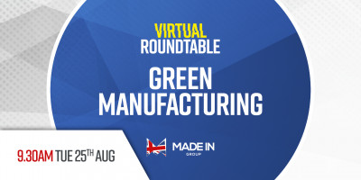 Virtual Roundtable - Green manufacturing
