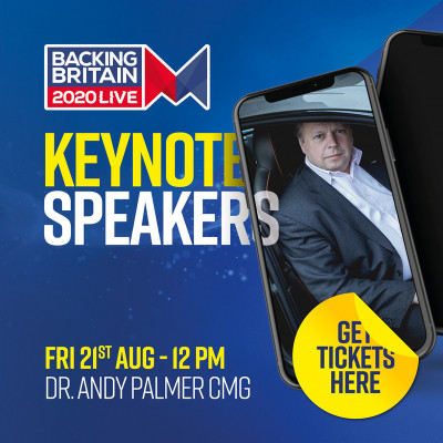 Keynote speaker - Andy Palmer former CEO of Aston Martin
