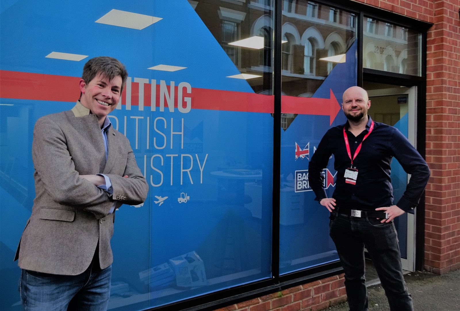 Made in Yorkshire promotes Charles Addison to MD with a raft of senior hires