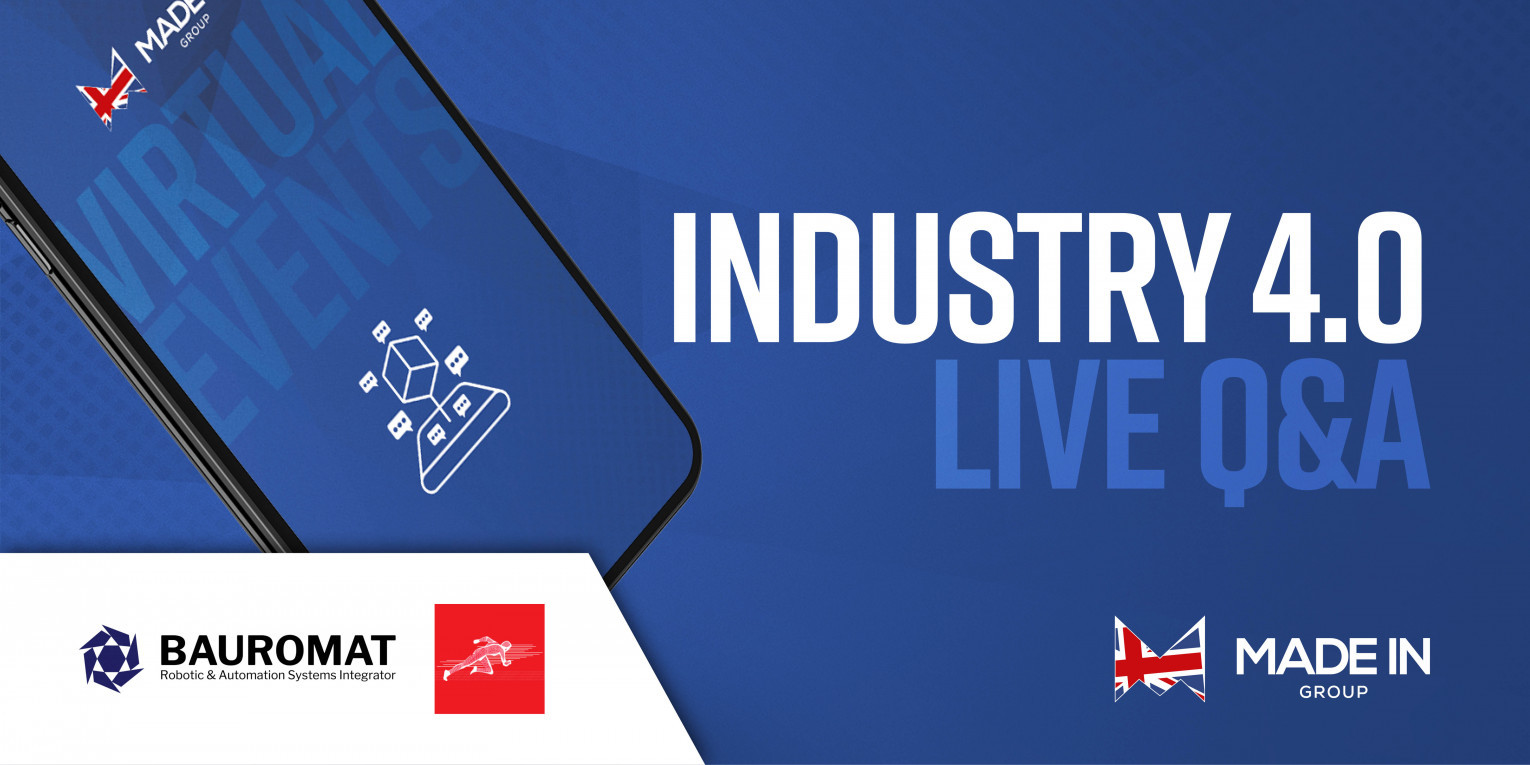 #MFGQuestionTime - Industry 4.0: Q&A Panel Discussion
