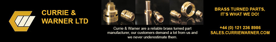 Currie & Warner microsite advert