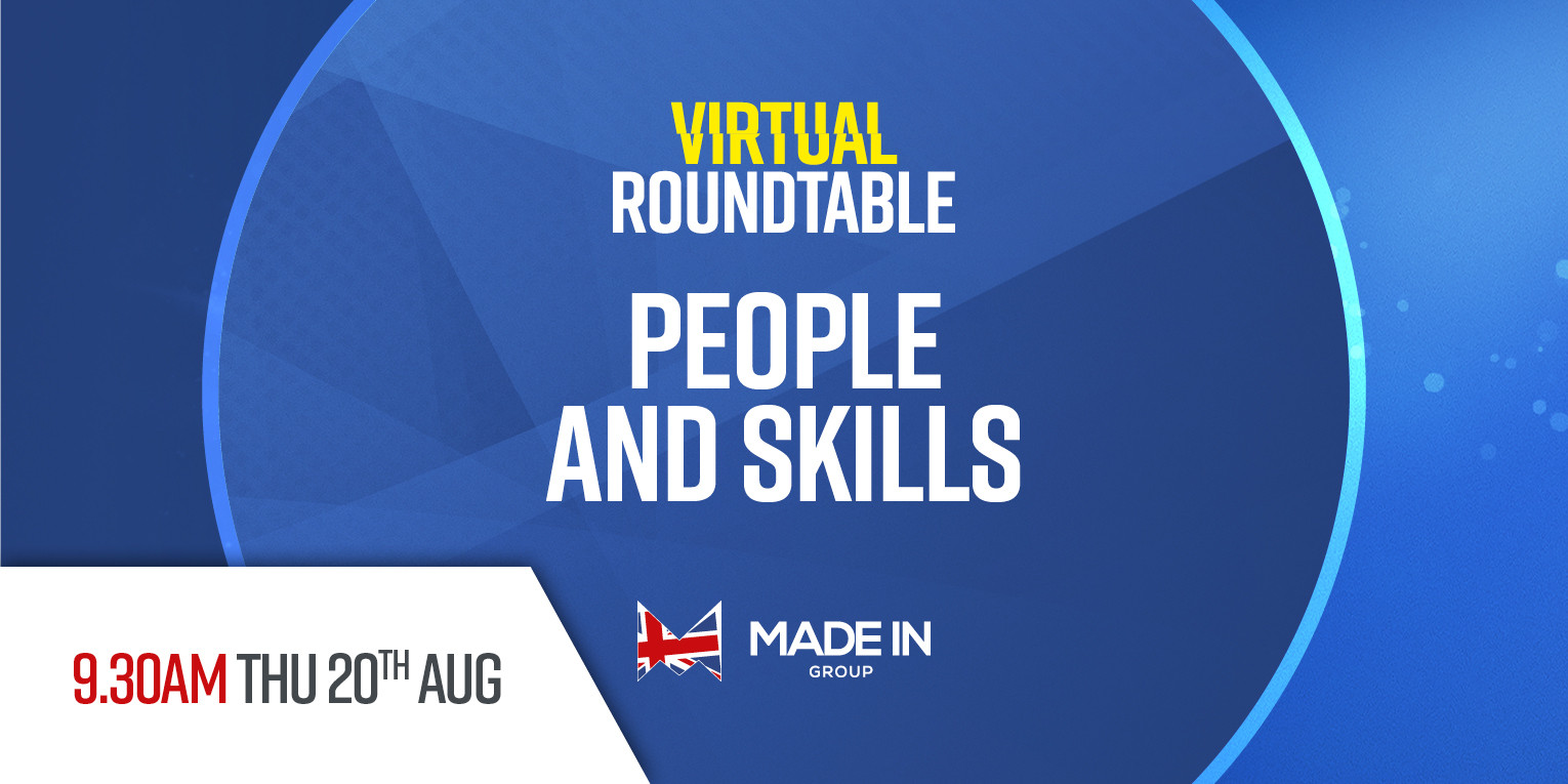 Virtual Roundtable - People and skills