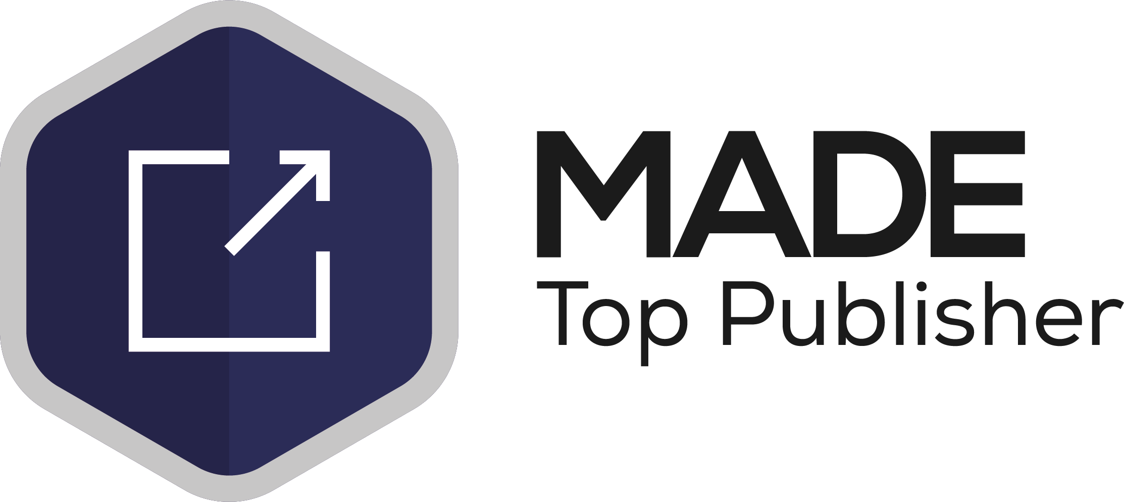 Made Top Publisher