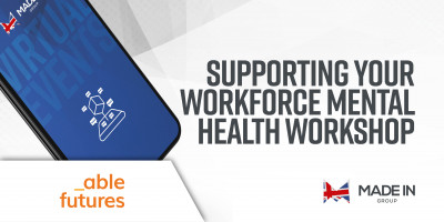 Supporting your workforces mental health during Coronavirus with Able Future