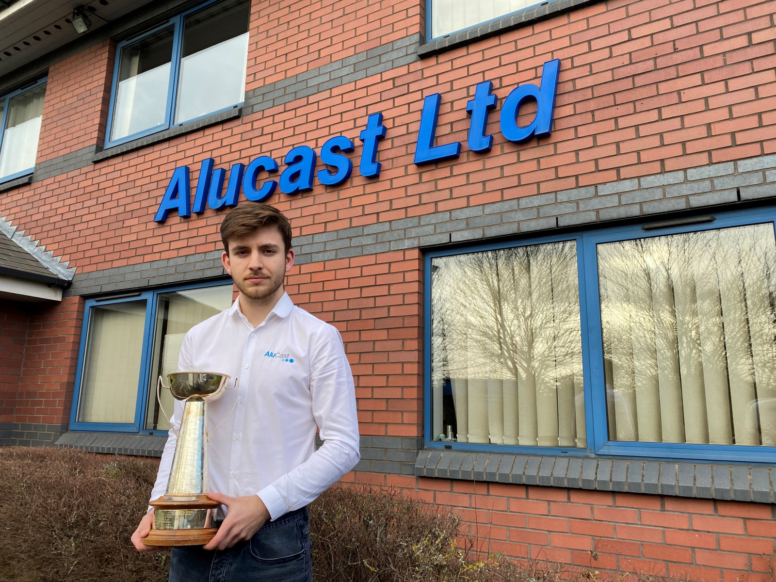 Alucast Apprentice Offers 'Inspiring Advice' to Youngsters