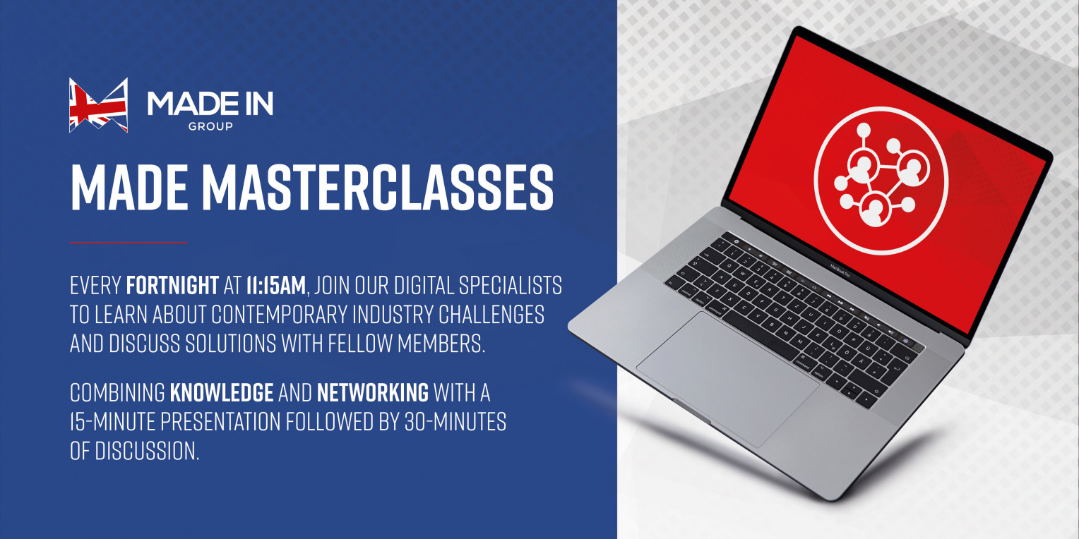 Made Digital Masterclasses: Linkedin - Interacting with B2B
