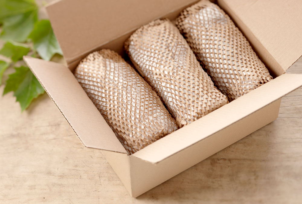 ></p></p><p><b>4. Change to renewable packaging materials</b></p><p>Using sustainable packaging materials is a terrific way to lower your carbon footprint. <a href=