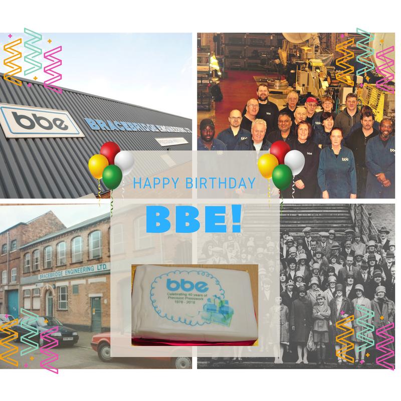 Happy 40th birthday BBEPressings