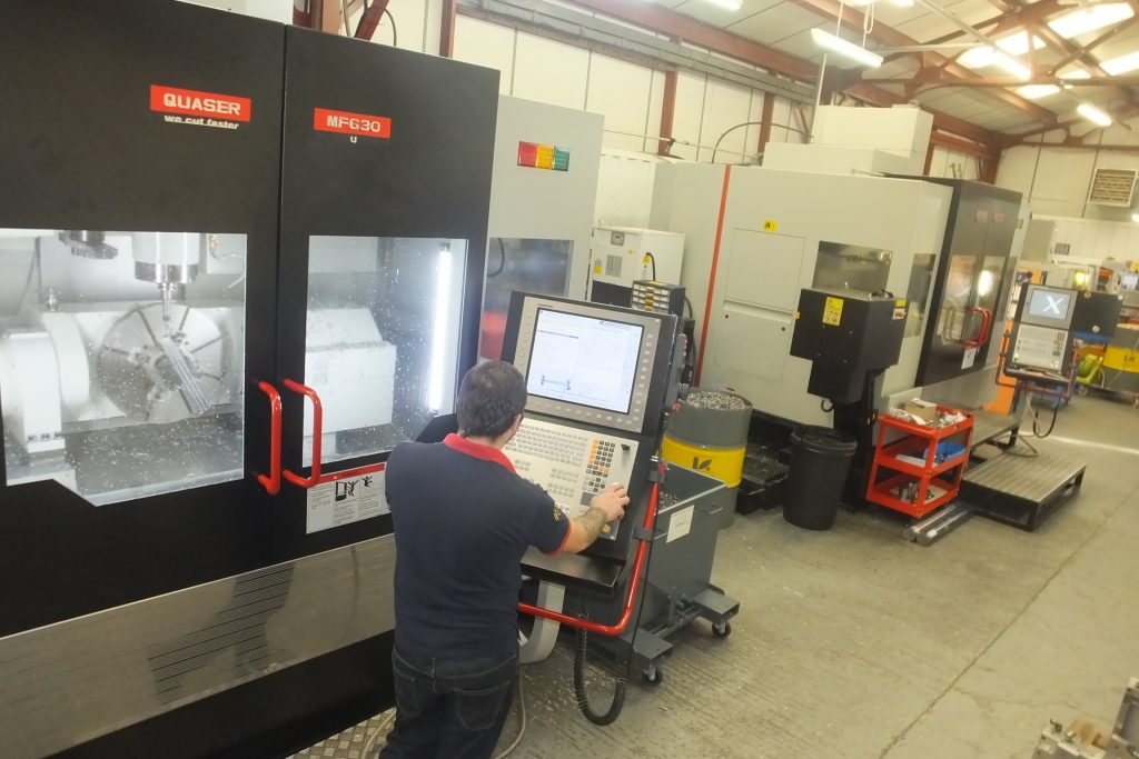 ></p><p></p>  <p>North Bucks Machining Ltd made use of the services offered by ETG Finance Ltd when acquiring both their <span>Quaser machines.</span></p>  <p>ETG Finance <span>offers a standalone facility or services as part of a more structured arrangement with other finance products. They can help would be purchasers find the right product to suit their businesses funding requirements – be it an ETG machine or another asset purchase.</span></p>  <p>For further information about the services of NBM visit <a href=
