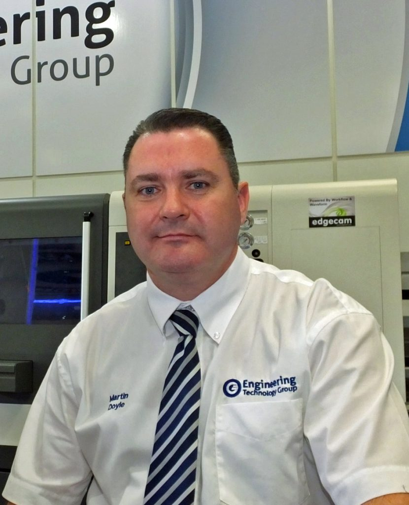 "></p>The Engineering Technology Group (ETG) has released an overview of its sales performance in 2016 while providing details of what it describes as 'Phase Two' of a reorganisation following an appraisal of the business after the management buy-out (MBO) 18 months ago.</p><p>""It has been a challenging year dominated by Brexit related uncertainty but one that we have ultimately come out of very well,"" explains Group Managing Director Martin Doyle.</p><p>""Like many, we experienced a lull in early and mid-summer.  I think buyers were simply waiting to see what happened after the referendum but soon after, when things started to return to something like normality, we saw an upturn as confidence returned.  Obviously, as a nett importer (of machines tools), we have had to wear the effects of the low sterling value but confidence has returned to the marketplace, we have recovered well and the order book into the first quarter of 2017 and beyond is optimistic,"" he advises.</p><p>ETG has also announced the completion of the second phase of a restructure of the business by consolidating the Capital Equipment Division and the Operations Division under one roof as it continues to focus on efficiencies and customer care.</p><p>From January 2017, both will now be located on the Wellesbourne site in Warwickshire with the previous Southam headquarters building being vacated.  The Permanent Trade Show will be moved in part to Wellesbourne but integral to creating wider awareness of ETG and its products, Martin Doyle has also announced first details of a network of permanent machine displays located around the UK.</p><p>""The needs of manufacturers in geographic areas are quite different and we will be reflecting this in the type of demonstrations we will be creating,"" he explains.</p><p>""We plan to be located on the South Coast and in the South West, Midlands, North West and North East.  Engineering differs in these regions – aerospace, automotive, oil and gas – and our choice of demonstration machines will reflect this.  Not forgetting of course the all-important general sub contract sector that is still a major part of what we offer.</p><p><p><img src="
